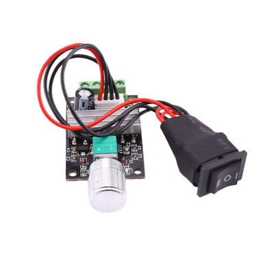 Current DC Motor Speed Governor PWM Regulation Dimming 3A Modules Control