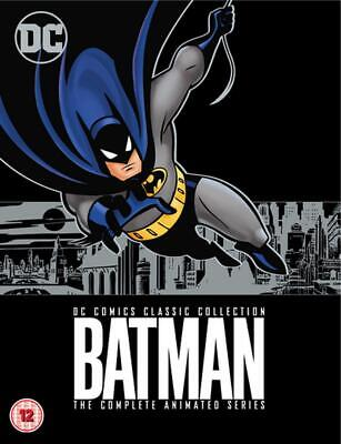 Batman: The Complete Animated Series - DVD Region 2 Free Shipping!