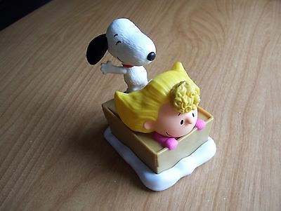 Snoopy And Sally - McDonalds Collectable Happy Meal Toy