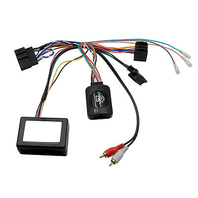 CTSLR009.2 Land Range Rover Sport 2005-13 Car Steering Wheel Control Interface