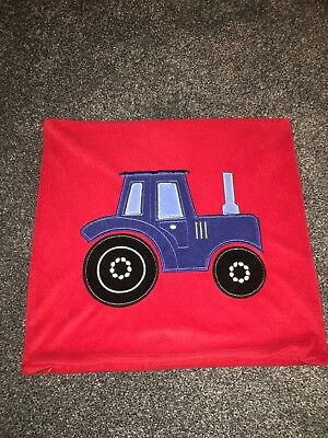 Tractor Design Cushion Cover