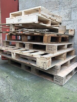 Wooden Pallets. For collection only from North Acton, London.