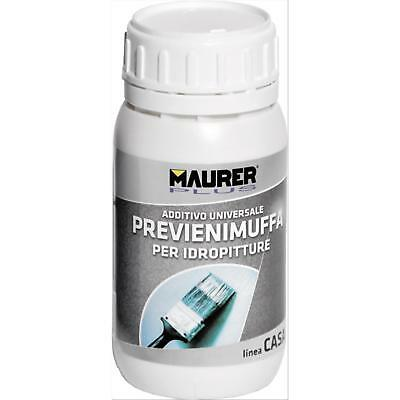 "Maurer-Plus Antimuffa ""Previenimuffa"" 250Ml Maurer Plus Additivo X Idropitture"