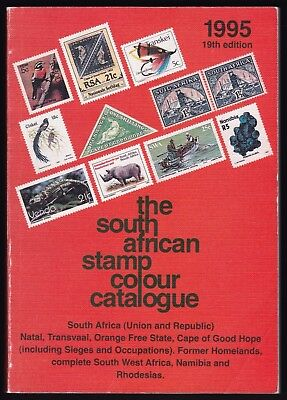 The South African Stamp Colour Catalogue 1995