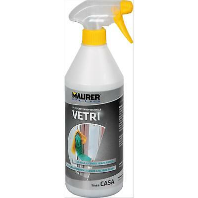 "Maurer-Plus Detergente Vetri ""Rapid"" 750Ml Maurer Plus"