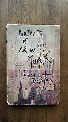 Cecil Beaton – Portrait of New York (1st/1st thus UK 1948 hb with dw)