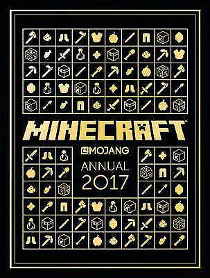 The Official Minecraft Annual 2017 by Mojang AB (Hardback, 2016)