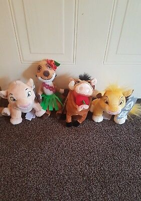 NEW WITH TAGS Disney Store  Lion King Bundle