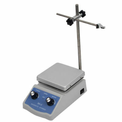 Hot Plate Heater Heating Mantle With Speed Control Magnetic Stirrer Mixer 110V