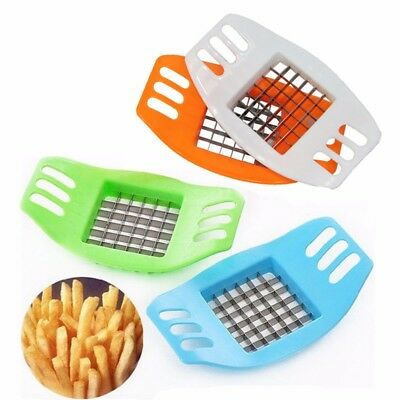 French Fry Potato Chip Cutter Slicer Chopper Chipper Dicer