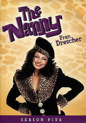 The Nanny: Season Five (DVD, 2015, 3-Disc Set)