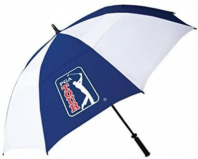 PGA Tour 62-Inch Windproof Golf Umbrella