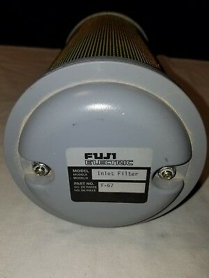 Fuji Electric Inlet Filter F-67