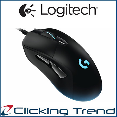 Gaming Mouse Logitech G403 Prodigy RGB Wired Ergonomical 6 Program Button Colour