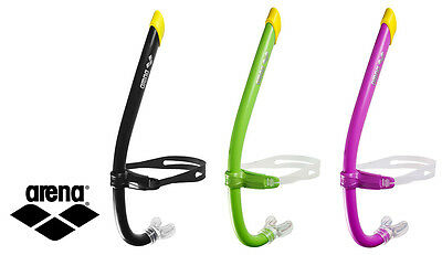 Arena Swim Snorkel Pro Snorkel Swimming Snorkel 3 Color Unisex New