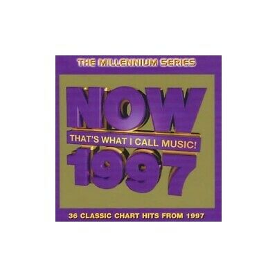 Various Artists - Now That's What I Call Music 1997... - Various Artists CD BRVG