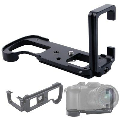 Quick Release Plate Made For Panasonic GH5 Bracket Base Holder L Plate Bracket  sc 1 st  PicClick & L SHAPED QUICK Release Plate Bracket Base Holder + Wrench For ...
