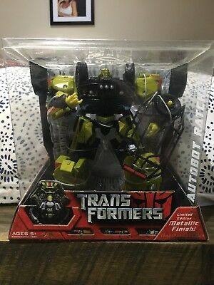 Transformers Limited Edition Metallic Ratchet
