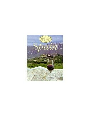 Traveller's Wine Guide to Spain by Begg, Desmond Paperback Book The Cheap Fast