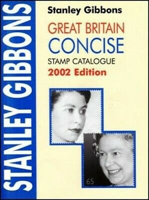 Great Britain Concise Stamp Catalogue by Gibbons, Stanley Paperback Book The