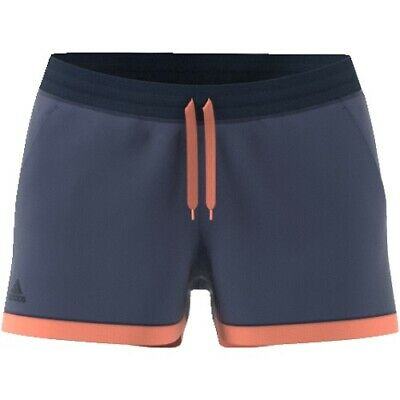 Adidas Tennis Club Short Damen blau