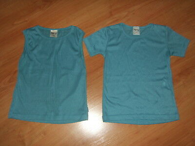 *Meru SET Mora Light Top+Light S/S Shirt Kinder Gr. 116 - Funktionsunterwäsche *
