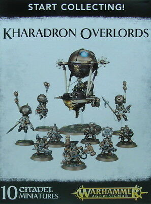 Warhammer - Start Collecting! Kharadron Overlords (70-80)