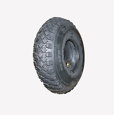 4.10/3.50-4 Tyre With Tube, 410/350-4 Tyre Good Quality With Inner Tube 4Ply