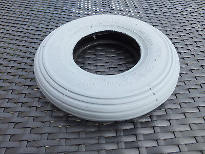 200x50 TYRE FOR MOBILITY SCOOTERS 8X2 TYRE NEW VERY GOOD QUALITY WITH INNER TUBE