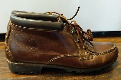H.H. BROWN Gore-Tex Leather Hiking Ankle Boots Women s Sz. 8M ec71c4bbecd