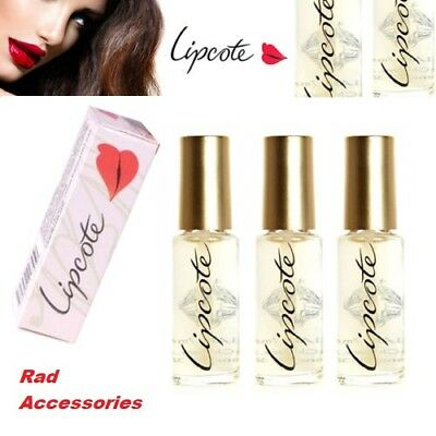 Lipcote Original Lipstick Sealer Long Lasting Transparent Lipcote