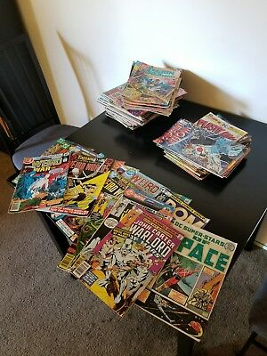 Bronze Age Huge Comic Lot - Random Books -  NO REPEATS