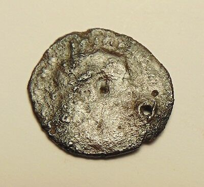 ***Large Roman Coin - NICE DETAIL, Uncleaned & Unresearched (17-02/026)***