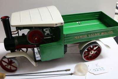 mamod live steam lorry excellent   [ k2238]