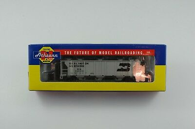 Athearn 11355 N scale PS 2893 Covered Hopper Burlington Northern - OOP