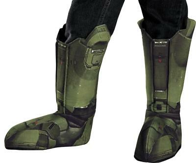 Returned Halo Master Chief Boot Covers for Children Free Shipping