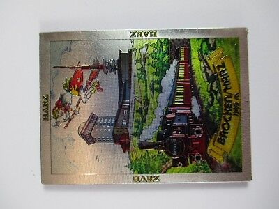 Harz Brocken Premium Souvenir Magnet,Germany Deutschland,Laser Optik !