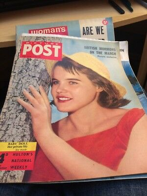 Picture Post Weekly Magazine May25th 1957