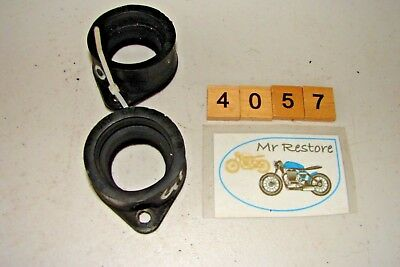 New Carb to Head Inlet Rubbers Kit Set x4 Kawasaki Z750 E//F//H//L//N 1981 to 1983