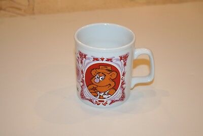 Kiln Craft The Muppet Show Fozzie Mug  Made in England Late 70s BRAND NEW