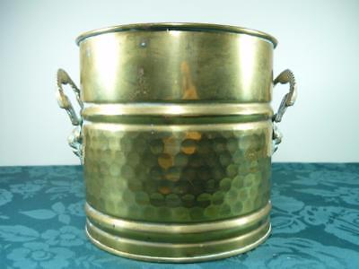Copper/brass Tin Bucket