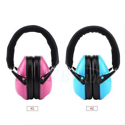 Baby Kids Anti noise Earmuffs Headset Hearing Protection Ear Defenders Hot GD