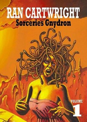 109 SORCERIES GNYDRON #1Rainfall chapbooks. Inspired by C. A. Smith's Zothique.