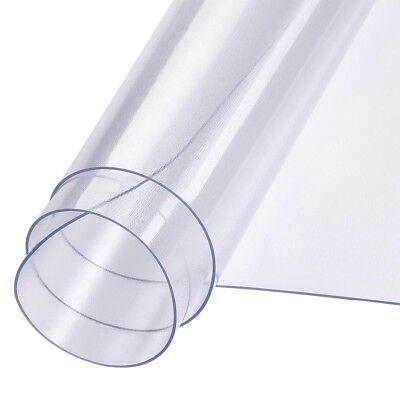 """48"""" x 36"""" PVC Floor Mat Protector for Hard Wood Home Office Desk Rolling Chair"""