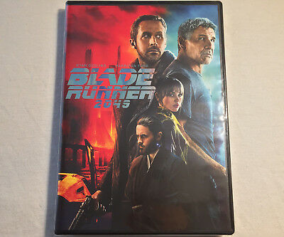 Blade Runner 2049 (DVD 2017) BRAND NEW - FREE SHIPPING!!!