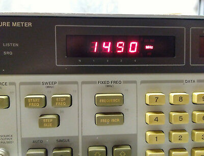 Noise Meter HP 8970A