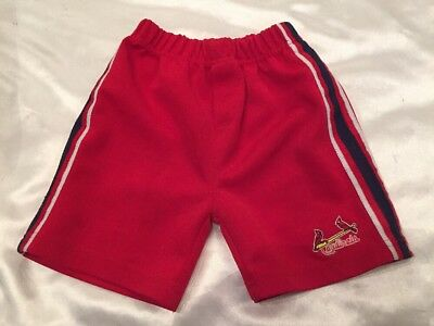24 month Months St Louis cardinals boys shorts. Free Shipping
