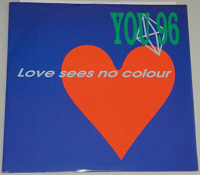 "12"" It**you 96 - Love Sees No Colour / Be With Me (Discomagic Records '93)*10705"