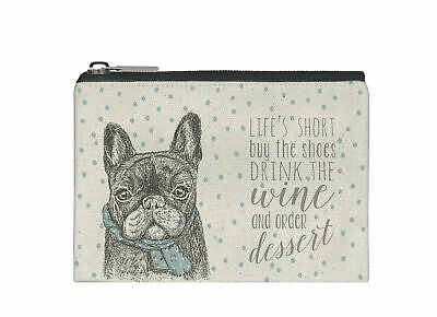 East of India - Purse - French Bulldog