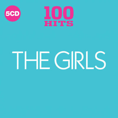 Various Artists - 100 Hits: Best Of The Girls / Various [New CD] Boxed